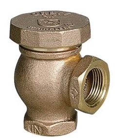 Orbit Sprinkler System 1-Inch Brass Atmospheric Vacuum Breaker 51060 by Orbit. $19.10. Heavy-cast brass body. Up to 150 PSI. Prevents contaminants from entering the main water supply through sprinkler heads. For outdoor use with cold water only. Not designed to be used as a mainline anti-siphon device. From the Manufacturer                The Atmospheric Vacuum Breaker is designed to prevent contaminants from entering the main water supply through sprinkler heads. It is not d...