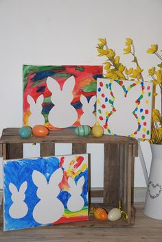 Easter Ideas and Activities - Easter Activities for Kids and Families - Natural Beach Living - The Ultimate Easter Ideas and Activities Collection, Easter Crafts for Kids, Easter Recipes, Easter - Easter Art, Easter Crafts For Kids, Toddler Crafts, Diy For Kids, Easter Ideas, Easter Activities, Craft Activities, Preschool Crafts, Family Activities