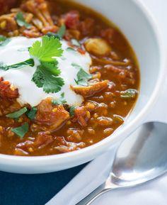 Joni Newman's Indian Spiced Chili