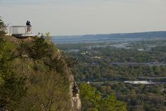 Grandad Bluff, La Crosse, WI   Home away from home. Miss it and so crazy to see it on here - makes my heart happy!