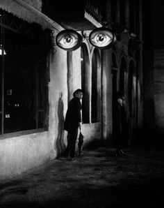 Black & White Photography- German expressionism