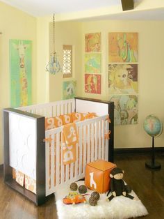 cute! Eclectic Kids' Rooms from Jennifer Ellen Frank : Designers' Portfolio 2981 : Home & Garden Television