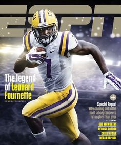 dd1d06bde  7 Fournette - ESPN Magazine.Lord you already know how mych I would love