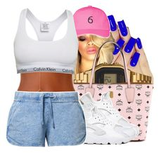 """""""6"""" by fresh-beautyx ❤ liked on Polyvore featuring October's Very Own, G-Shock, MCM, NIKE, Calvin Klein and ESPRIT"""
