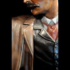 Artist Sunti Pichetchaiyakul  ,Detail Doc Holliday