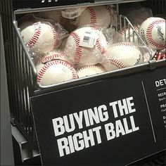 Buy The Right Baseball Gravity Feed Dispenser – Fixtures Close Up Retail, Shoe, Baseball, Sports, Stuff To Buy, Simple Lines, Baseball Promposals, Hs Sports, Zapatos