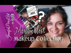 Minimalism Makeup Collection ☆ Jennifer Perez Art ★ - YouTube #minimalist #minimalism #makeup #zennfullmethod #konmarimethod #homeorganization #makeupdeclutter #minimalistmakeup #minimalistmakeupcollection