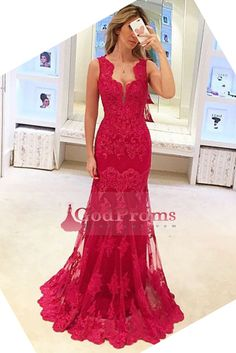 Buy 2016 popular straps prom dresses tulle with applique sweep train Online 1f335f16a716