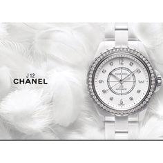 Chanel watch - love!