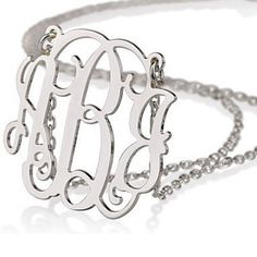 I have this Silver Monogram Necklace and I love it. Would it be overkill if I wanted the ring too? I do live in the South and we put our stamp on everything.