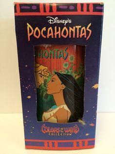 (TAS030023) - Disney Pocahontas Burger King Colors of the Wind Cup (TAS030023)…