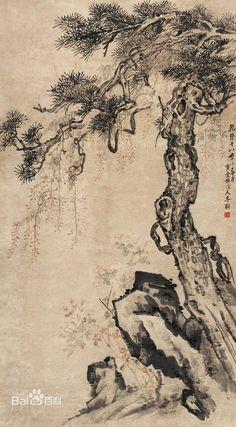 Li Shan(李鱓)