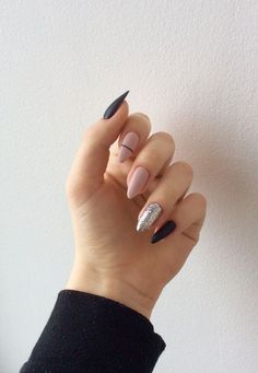 Almond Acrylic Nails, Best Acrylic Nails, Summer Acrylic Nails, Aycrlic Nails, Hair And Nails, Stylish Nails, Trendy Nails, Perfect Nails, Gorgeous Nails
