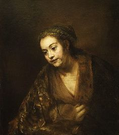 Hendrickje Stoffels, par Rembrandt van Rijn