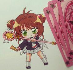 Not my art~ Kawaii Anime, Kawaii Chibi, Cute Chibi, Kawaii Art, Manga Anime, Anime Art, Kawaii Drawings, Cute Drawings, Manga Drawing