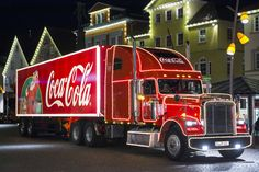 See how the Coca-Cola Christmas Caravan has changed since the classic ad debuted more than 20 years ago.