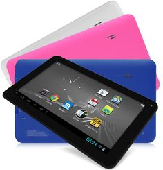 "$79.99 + FREE shipping! Google Android 9"" Tablet w/ Jellybean, 4GB Hard Drive, Touchscreen, & Warrior Twins Movie - in 4 Colors!"