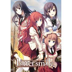 Amazon.co.jp: bitter smile.初回限定版 (オリジナルサウンドトラック「スマイルハーモニー」 同梱) 公式メイキングブック「スマイルグラフティー」 付: ゲーム  (via…