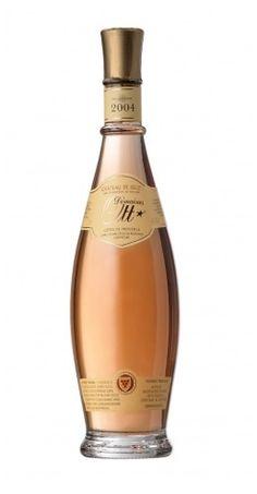 Domaine Ott Rose Wine - the first glass on the beach - ahhh