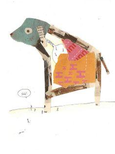 bigdog by Tracey Meek, via Flickr