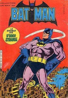Collection Un Max de Batman - La double vie d'Hugo Strange est un album de bande dessinée ou comics, édité par les éditions SAGEDITION - Comics-France.com