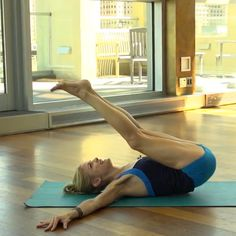 Free Yoga Videos: Yoga Pilates Workout - Shape Magazine