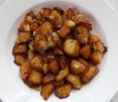Bovril Oven Roasted Potatoes Recipe - Food.com