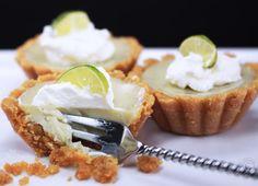 Devour the Details: Tasty Tuesdays: Mini Key Lime Pies