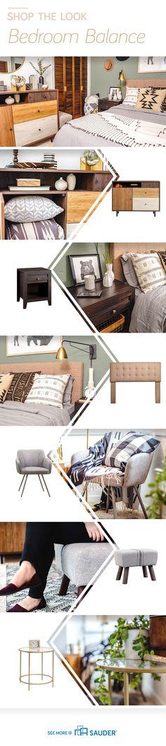 Shop the look - bedroom balance