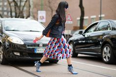 Street Style: All The Most Wildly Chic Looks From Milan Fashion Week