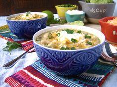 Incredible Blonde Chicken Chili Recipe
