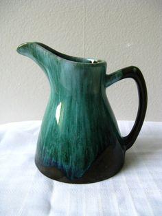 Vintage Blue Mountain Pottery Pitcher $22