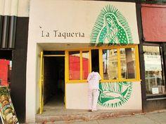 La Taqueria - storefront
