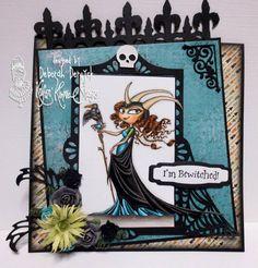 Dragon Queen [] - $11.99 : Kraftin Kimmie Stamps