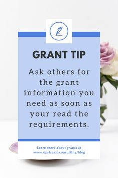How to conduct a successful key informant interview Grant Proposal Writing, Grant Writing, Writing Tips, Business Writing, Show Me The Money, Non Profit, Fundraising, Improve Yourself, Budgeting
