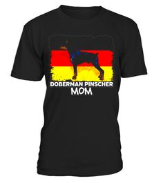 "# Doberman Pinscher Mom Dog German Flag T-shirt .  Special Offer, not available in shops      Comes in a variety of styles and colours      Buy yours now before it is too late!      Secured payment via Visa / Mastercard / Amex / PayPal      How to place an order            Choose the model from the drop-down menu      Click on ""Buy it now""      Choose the size and the quantity      Add your delivery address and bank details      And that's it!      Tags: Perfect for the Doberman Pinscher…"