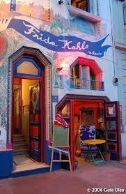 restaurant frida kahlo