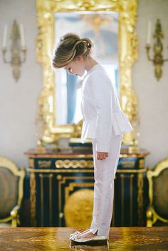Courtly Sophisticated Childrenswear - 'Aristocrat Kids' SS14
