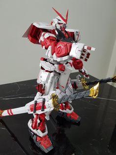 Astray Red Frame, Perfect Grade, Gundam Astray