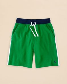 Ralph Lauren Childrenswear Boys' Pull-On Shorts - Sizes S-xl