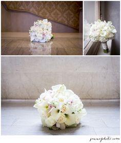www.jannephoto.com Cincinnati Club Wedding Ford-Ellington Wedding + Event Design Bouquet