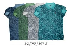 ColorHunt Polo Designer Men's T-Shirts Available in All Sizes   Brand: ColorHunt Sizes: Available As Per Order Product Code: PQ/WP/897 - J For Bulk Order: Contact: 9879019876 and Email: colorhunt2011@gmail.com  #colorhuntclothing #MensTshirt #PoloTshirts #BulkOrder #OnlineStore