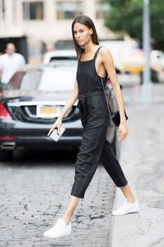 If you have a jumpsuit (or a few) but aren't sure how to style it, here's your required reading for the day.