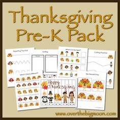 Pre K Packs. She has LOTS of fabulous FREE printables.  (pre-writing, cutting, pattern, puzzles, etc)