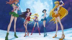 Sailor Moon Crystal Episode Guide
