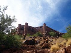 1. Copenhaver Castle (Phoenix)10 Fascinating Spots In Arizona That Are Straight Out Of A Fairy Tale
