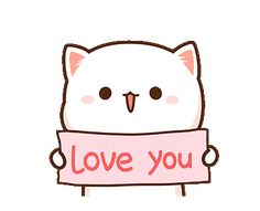 Cute Couple Cartoon, Cute Cartoon Pictures, Cute Love Cartoons, Chibi Couple, Chibi Manga, Chibi Cat, Bts Chibi, Cute Anime Cat, Cute Cat Gif