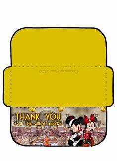 Envelope Templates, Brown Derby, Disney Printables, Disney Tips, Disney Scrapbook, Hollywood Studios, Disney Crafts, Disney Vacations, Walt Disney World