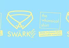 SWÄRK the whimsical shirt on Branding Served
