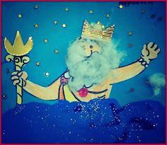 Μέσα σ'ένα σεντουκάκι...: Ελληνική μυθολογία(συνέχεια) Θεός Ποσειδώνας Greek Crafts, Educational Activities, Disney Characters, Fictional Characters, Disney Princess, Blog, Greece, Teaching Materials, Blogging